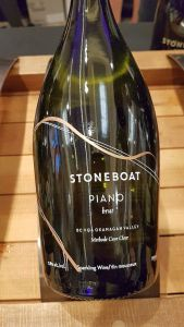 Stoneboat Vineyards Piano Brut NV