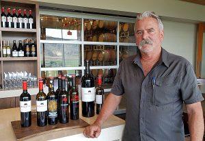 Mick Luckhurst from Road 13 Vineyards