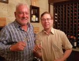 Karl MyWinePal with Ken Forrester