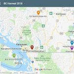 BC Harvest 2018 wineries interviewed