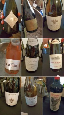 Vintage West portfolio of wines