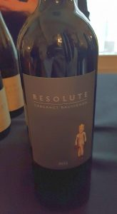 Blackbird Vineyards Resolute Cabernet Sauvignon 2014