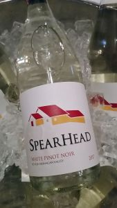 Spearhead White Pinot Noir 2017