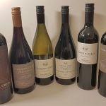 Tinhorn Creek Vineyards flight of wines to taste