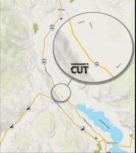 Winemaker's CUT Vineyard Map