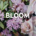 Bloom BC VQA Spring Release booklet
