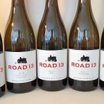 Lineup of Road 13 Vineyards wines many Rhone varieties
