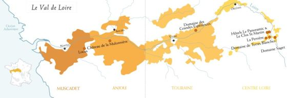 Saget La Perriere Domaines in the Loire Valley (https://www.sagetlaperriere.com/)