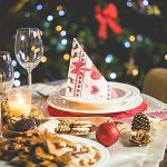 Christmas meal setting (Photo by picjumbo.com from Pexels)