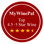 MyWinePal Top 4.5-5 Star Wines