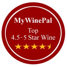 MyWinePal Top 4.5-5 Star Wines