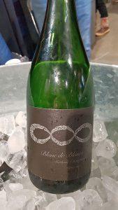SuLei Cellars Extra Brut Sparkling Chardonnay