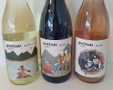 JAK's and Okanagan Crush Pad's gratitude wines