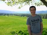 Graham Pierce at Kitsch Winery