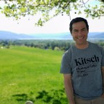 Graham Pierce at Kitsch Winery