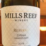 Mills Reef Winery Hawke's Bay Reserve Syrah 2018