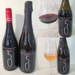 50th Parallel Estate Winery Blanc de Noir Methode Traditionnelle 2017 and Pinot Noir 2017