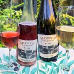 Monte Creek Ranch Sparkling 2019 and Sparkling Rosé 2019