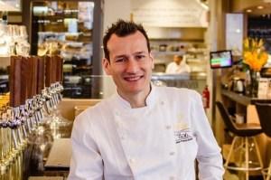 Chef and Owner Jean Francis Quaglia (photo courtesy Provence Marinaside)