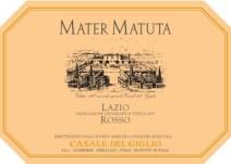 Mater Matuta label