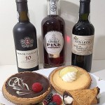 Port and pastry pairing
