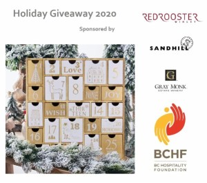 BCHF Holiday Giveaway 2020