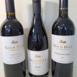 Gold Hill Grand Vin, Syrah, and Cabernet Franc 2016 wines