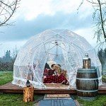 Singletree Winery's Di Vine Dome small (Photo credit Megan Ashley Creative)