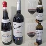 CVNE Vina Real Rioja Crianza 2017 and Cune Rioja Reserva 2015