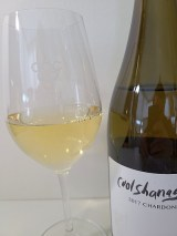 Coolshanagh Chardonnay close up
