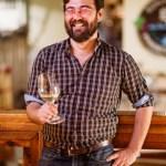Ezra Cipes (Image courtesy Summerhill Pyramid Winery)