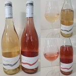 Mt. Boucherie Estate Winery Pinot Gris and Rosé 2020
