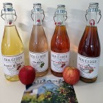 Sea Cider Farm and Ciderhouse apple and pear ciders