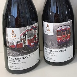 Seaside Pearl Farmgate Winery The Connaught wine labels