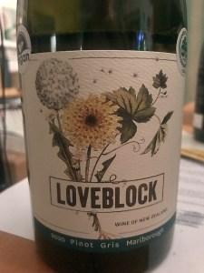 Loveblock Marlborough Pinot Gris 2020