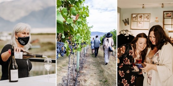 Oliver Osoyoos Wine Country's Pig Out Trails (Image credits 1 and 3 Shari Saysomsack 2 Leila Kwok)