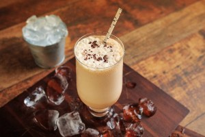 CANADIAN STYLE COFFEE FRAPPE