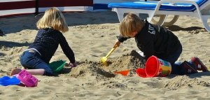 Children playing (Image by cocoparisienne from Pixabay)