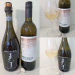 Nostalgia Wines Pinot Gris and Chantilly Lace 2020