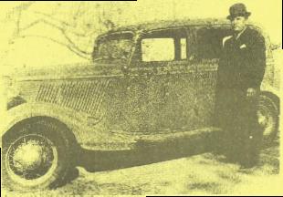 Windjammer's Infamous Car