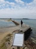 2. vers l'île d'Arz et retour (80)