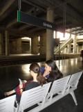 Dernière impression de Cordoue et voyage en train (56)