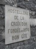 Hostellerie de la Croix d'Or (10)