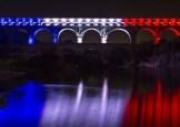 Nîmes-(France)---Pont-de-Gard
