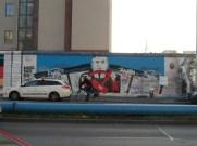 Berliner Mauer - East Side Gallery (2)