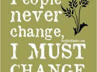 Best Inspiring Quotes About Change