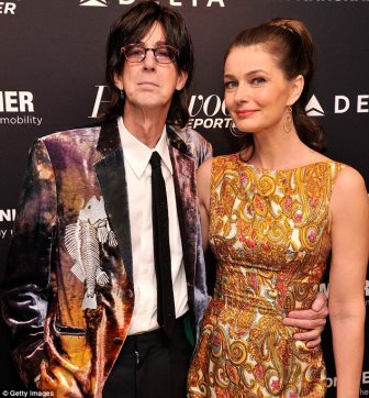 Musicians and Their Hot Supermodel Wags