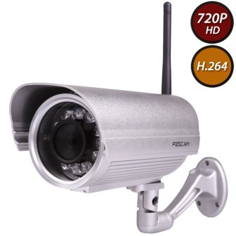 IP Wireless Cameras