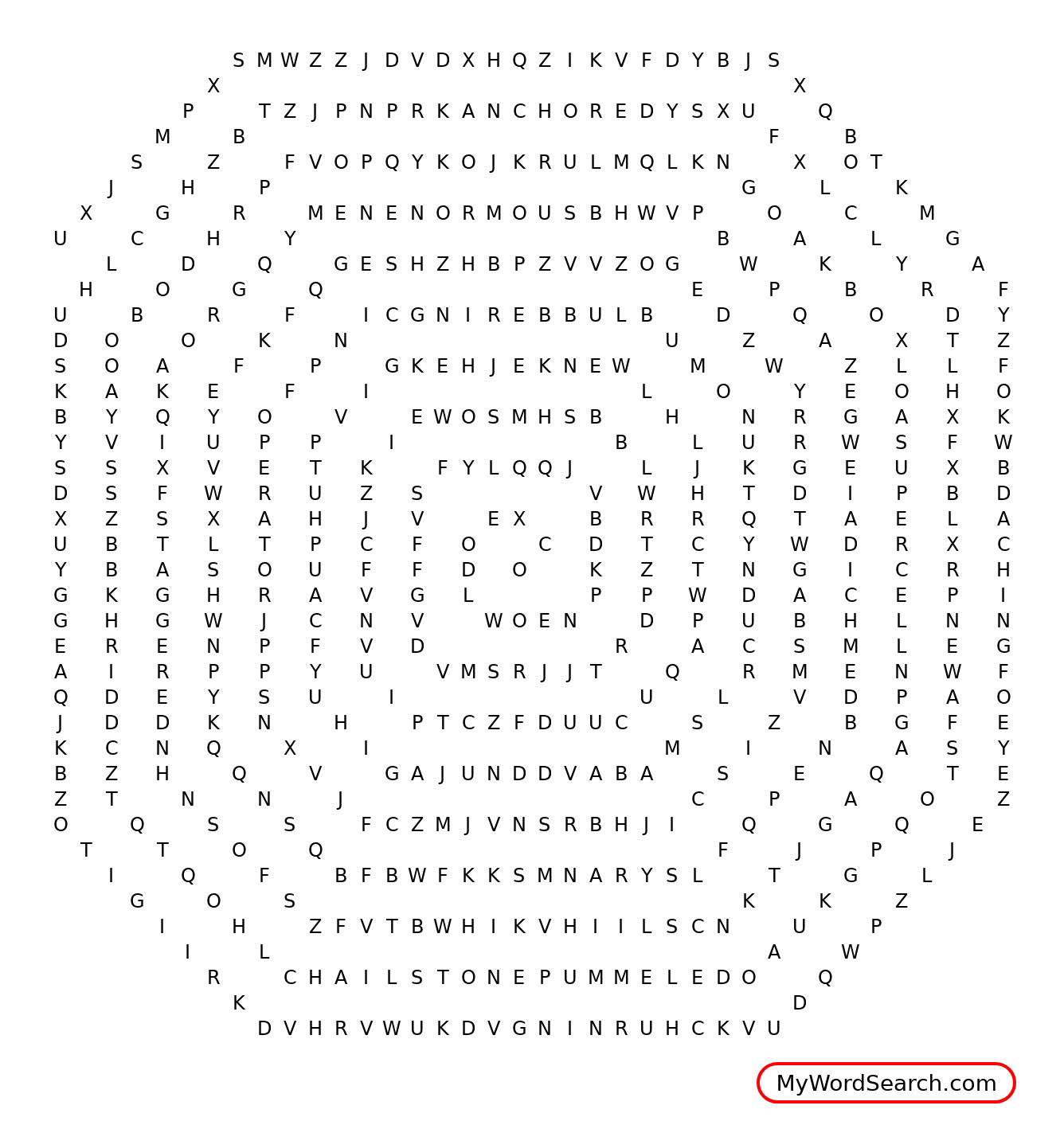 The Joplin Tornado Word Search