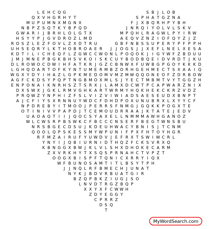 Super Mario Games Word Search